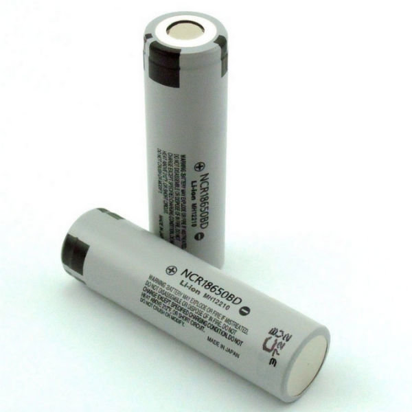 NCR18650BD 3200mAh 10A Rechargeable Lithium-ion Battery