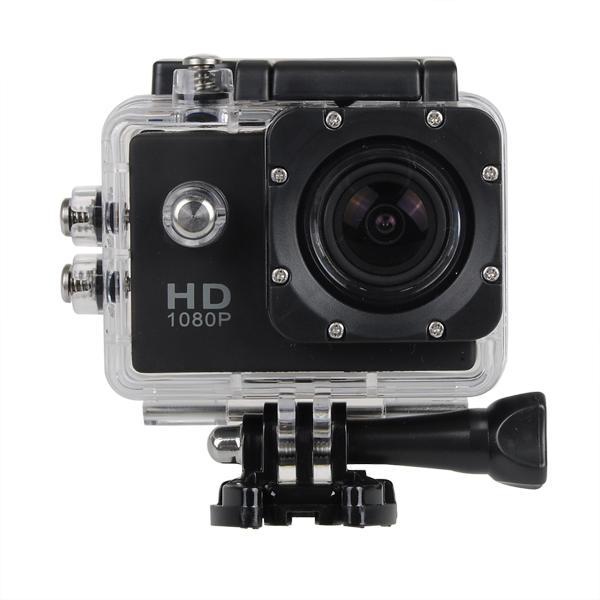 a3ea1cfb6 SJ4000 Waterproof HD 1.5 Inch Car DVR Camera Sport DV Novatek 1080P ...