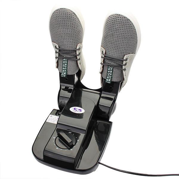 220V Convenient Timing Fragrant Ultraviolet Sterilization Deodorizing Shoe Socks Dryer Warmer