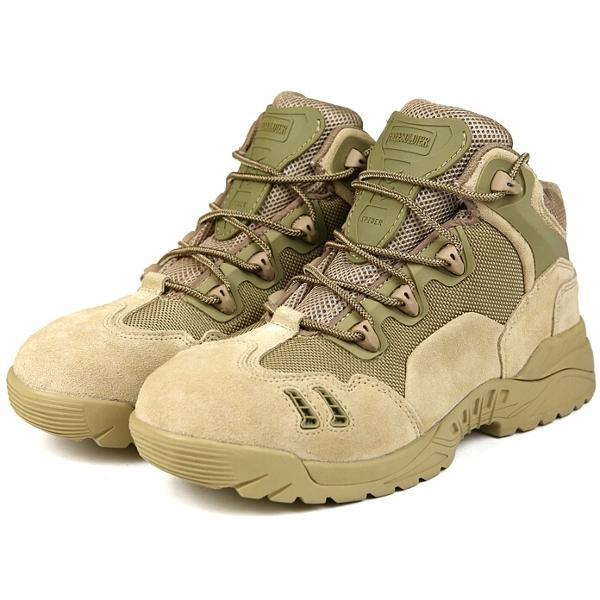 Soldado libre botas tácticas eu combate militar del desierto recorrido al aire libre