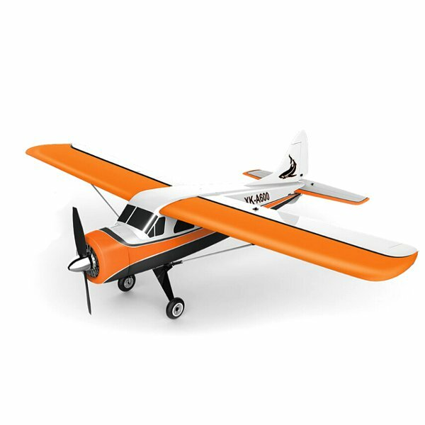 XK DHC-2 DHC2 A600 5CH 3D6G System Brushless RC Airplane Compatible Futaba RTF