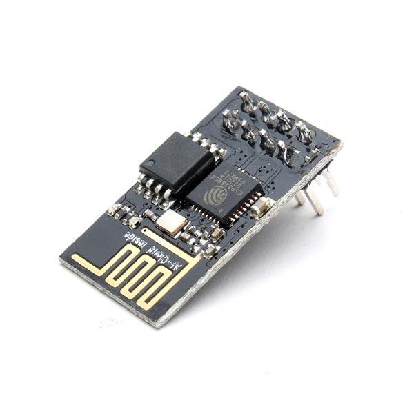 Version Améliorée 1M Flash ESP8266 Port Sérial Télécommande Module sans Fil ESP-01 Emetteur-récepteur Wifi