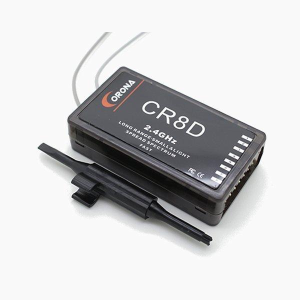 Receptor DSSS CR8D 8CH 2.4G Corona V2