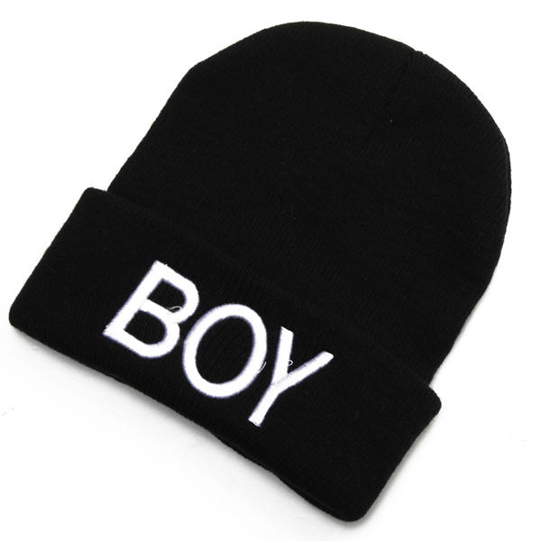 baby boy toddler knitted woolen skull hats letter boy beanie head cap at  Banggood sold out 0f5c6fe505f
