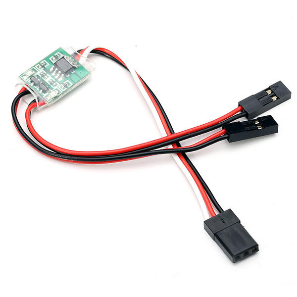 18026e712295 Colorful Fireworks Smoke Igniter Iignition Switch Module for RC Models COD