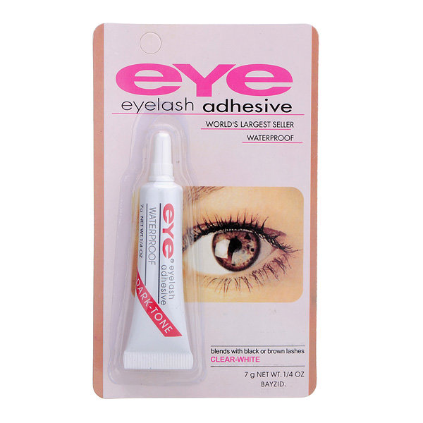 Black Eyelash Glue Adhesive For False Eye Lash Double Eyelid