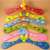 Baby Children Cartoon Wooden Coats Clothes Hooks Hangers