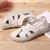 US Talla 5-12 Hollow Out Resbalón transpirable En Soft Cómodo Sandalias