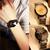 Fashion Gear Wheel Men Quartz Watch Creative Irregular Pattern Dial Watch