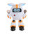 JJRC R14 KAQI-YOYO 2.4G Smart RC Robot Programmable Sing Tell Story Shining light Robot Toy
