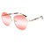 Unisex Outdoor Sun Protection Irregular Frame Trendy Sunglasses
