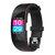 """XANES P3 Écran couleur OLED 0,96 """"IP67 Bracelet intelligent étanche ECG + PPG Moniteur de fréquence cardiaque, Fitness Watch intelligent"""