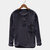 Men's Corduroy Vintage Thick Warm Loose Long Sleeve Crew Neck Casual T-shirts