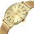 WWOOR 8832 Casual Style Full Steel Men Wrist Watch Luminous Display Clock Quartz Watch