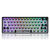 Geek Customized GK61 Hot Swappable 60% RGB Teclado Kit personalizado de montaje en PCB Placa Caso