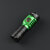 Astrolux S43 Green Red Color 2100LM Stepless Dimming EDC Flashlight Tactical Safety Hammer
