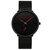CRRJU 2150 Простой циферблат с яркими иглами Мужские модные кварцевые часы