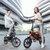 Vélo maximum électrique pliable 250km / h de la charge 250kg de vélo électrique original de Xiaomi HIMO V1 Plus chargeant 100kg de vélo pour l'adulte / enfant