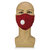 Dust Mask PM2.5 Outdoor Riding Face Mask Gas Filter Protection Face Head Respirator