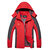 Mens Outdoor Waterproof Windproof Quick Dry Breathable Hooded Sport Utility Jacket
