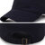 Mens Letter Embroidered Pure Cotton Flat Hats Adjustable Windproof Plain Cap