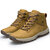 Men Outdoor Suede Waterproof Hiking Ankle Boots