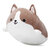 "AU 35cm / 14"" Stuffed Plush Toys Cute Soft Pillow Cushion Corgi Dog Doll Gift Kids"