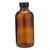 Le pulvérisateur en verre ambre 250 / 500ML de bouteilles de pulvérisateur déclenchent pour le distributeur d'Aromatherapy