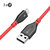 BlitzWolf® BW-MF11 3x3ft Data Cable Set 2.4A Lightning Compatible Fast Charging For iPhone X XR XS Max iPad Mini Pro