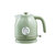 XIAOMI OCOOKER CS-SH01 1.7L / 1800W Retro Electric Kettle with [ Thermometer Display ] Stainless Steel  Water Kettle
