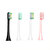 Replacement Toothbrush Heads for SOOCAS / XIAOMI MIJIA SOOCARE X3 Tooth Brush Heads