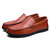 Men Casual Soft Microfiber Leather Oxfords Shoes