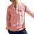 Men's Fashion Striped Cotton V-neck T-Shirts Long Sleeved Casual Tops