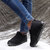 LOSTISY Women Snow Shoes Waterproof Keep Warm Comfy Ankle Boots
