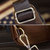 Men Cowhide Genuine Leather Chest Bag Leisure Crossbody Bag Shoulder Bag
