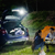 Xiaomi FZ101 BEEBEST XP-L HI 1000LM 5Modes Zoomable Portable EDC Flashlight Magnetic Tail Camping Tent Lamp & Bike Light
