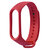 Colorful TPE Strap Replacement Sport Wrist Watch Band for Xiaomi Miband 3