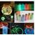 DIY Fluorescence Paint Art Luminous Powder Design Wishing Bottle Jewelry Findings