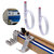 Self Adhesive Metric Ruler Miter Track Tape Measure Steel Miter Saw Scale For T-track Router Table Band Saw Woodworking Tool