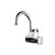 220V 3000W Electric Faucet Instant Hot Water Heater Tap Home Bathroom Kitchen Faucet