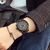 OCHSTIN GQ049A Fashion Men Quartz Watch Casual Analog Leather Strap Sport Watch