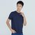 XIAOMI Mens Cotton T-Shirts Breathable Quick-Dry Casual Sports Fitness Walking Short Sleeve T-Shirts
