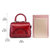 Women Genuine Leather Ethnic Embossed Chinese Style Shoulder Bag Handbag