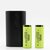 TOMO 26650 Li-on Battery Charger Portable Power Bank Travel Camping Hiking USB Battery Charger