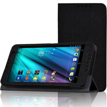 Tri-fold PU Leather Case Stand Cover For Acer Iconia Talk S A1-724
