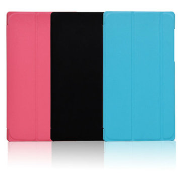 Folding Stand Folio PU Leather Case Cover For Lenovo TAB 2 A7-10