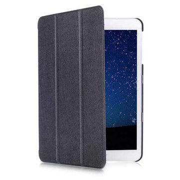 Tri-fold Stand PU Leather Case for Samsung Tab S2 T815