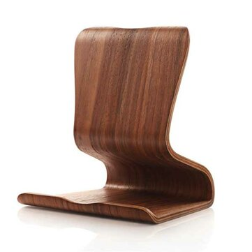 Samdi Universal Wooden Tablet Holder Stand for Tablet Cell Phone