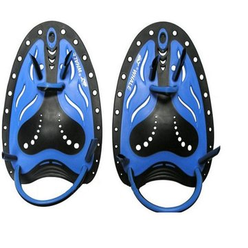 High Flexibility Whale Hand Fins Submersible Hand Fins Diving Equipment