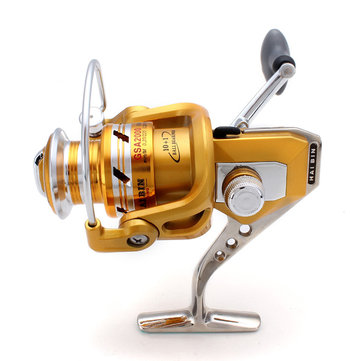 10+1 Ball Bearings Spinning Reels Sea Fishing Reel GSA2000-6000